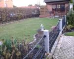 Gittermatten Zäune / Sichtschutz