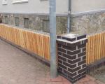 Holz Zäune / Sichtschutz